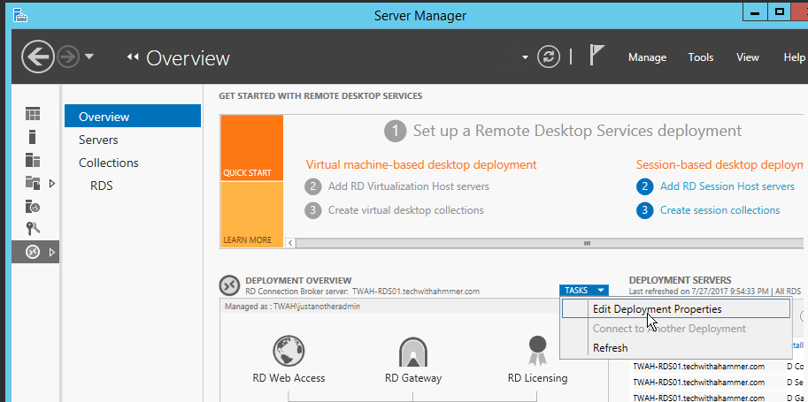 Windows 20122012 R2 Remote Desktop Services New Or Renew